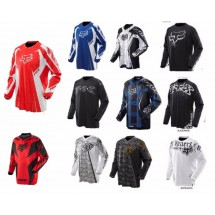 BUZOS REMERAS JERSEY MOTOCROSS MTB BMX FOX RACING ORIGINAL